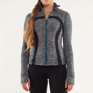 HOST PICK! NWT Lululemon herringbone define jacket